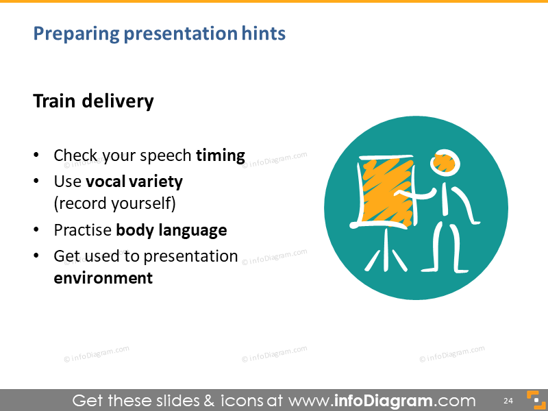 hint presentation skills training train delivery practice pictures