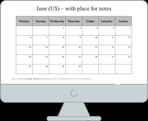 calendars eu month before redesign