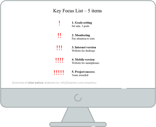 infographics_diagrams_lists_arrows_5_items_Before