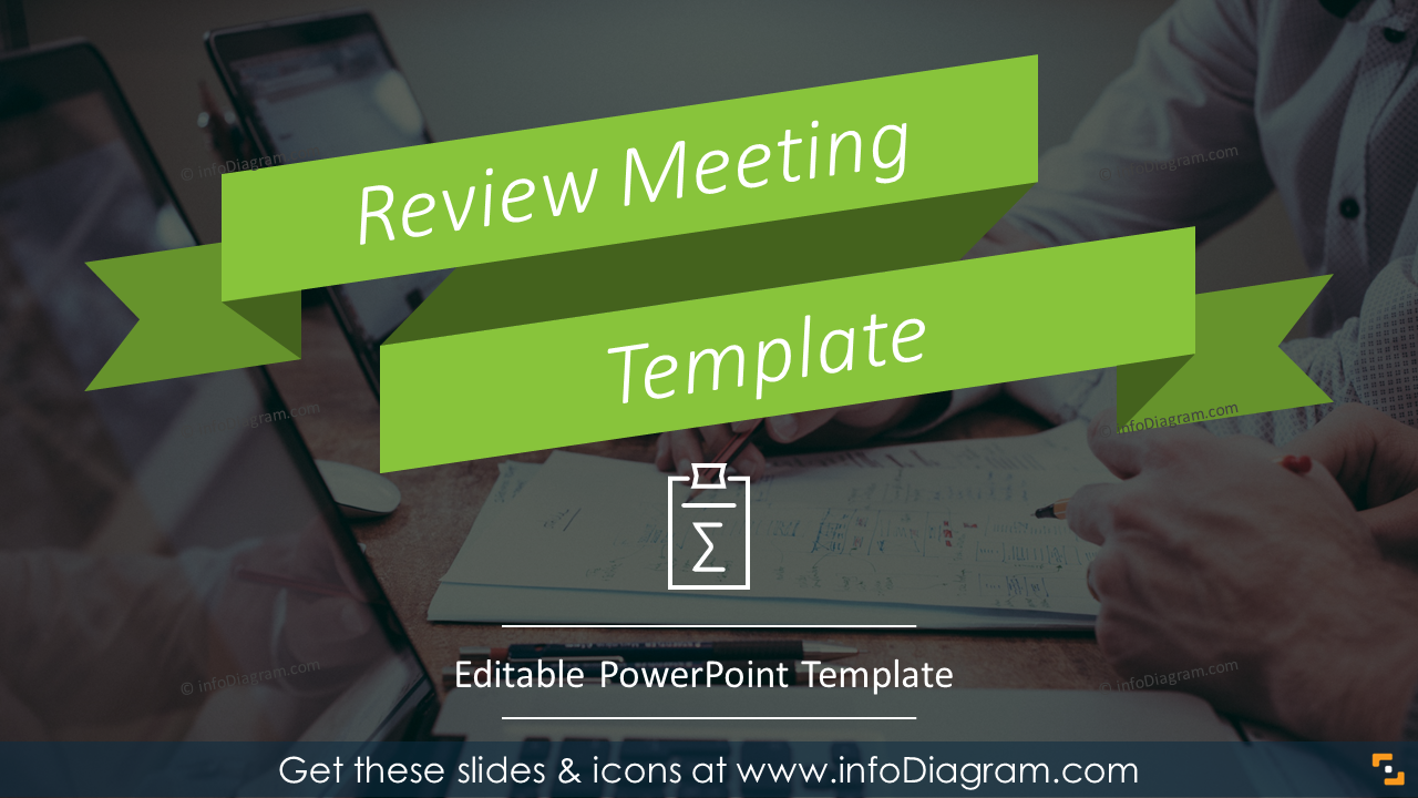 34 status review meeting slides ppt template kpi performance icons status review meeting template ppt graphics toneelgroepblik Choice Image