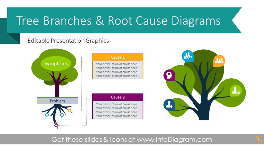 Branching Tree Diagram
