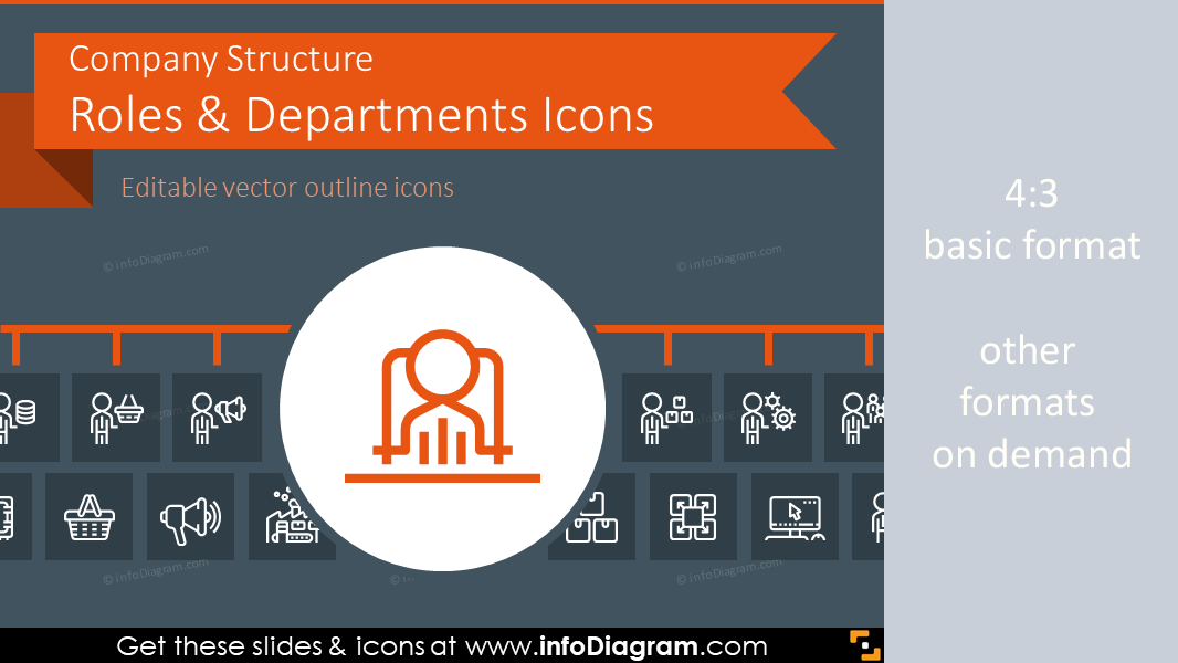 Icon Symbols Powerpoint Templates