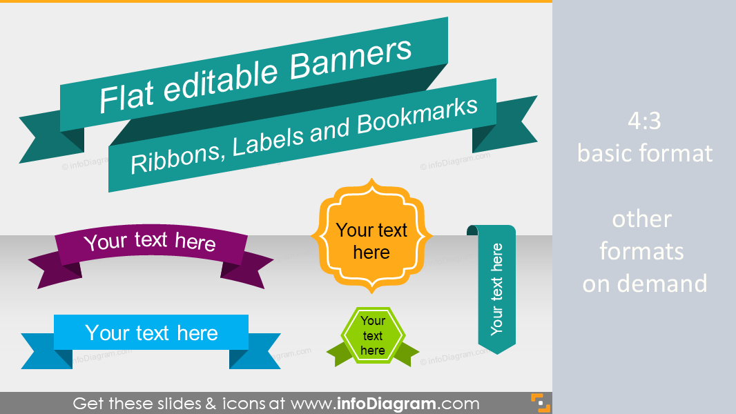 essential 66 shapes for infographics and visual bookmarks