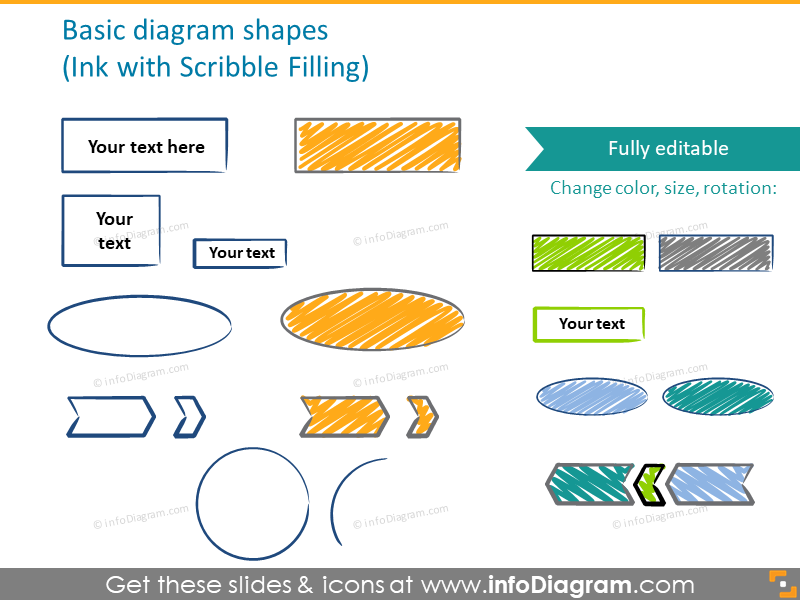 handdrawn-cycle-schema-diagram-ppt-clipart-shapes