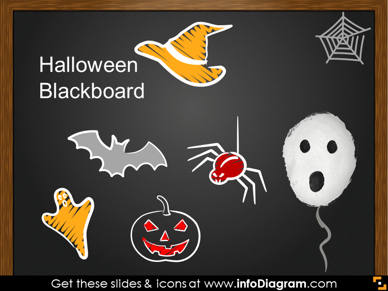 halloween pumpkin ppt icon clipart