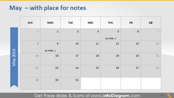 May school notes plan 2016 pptx
