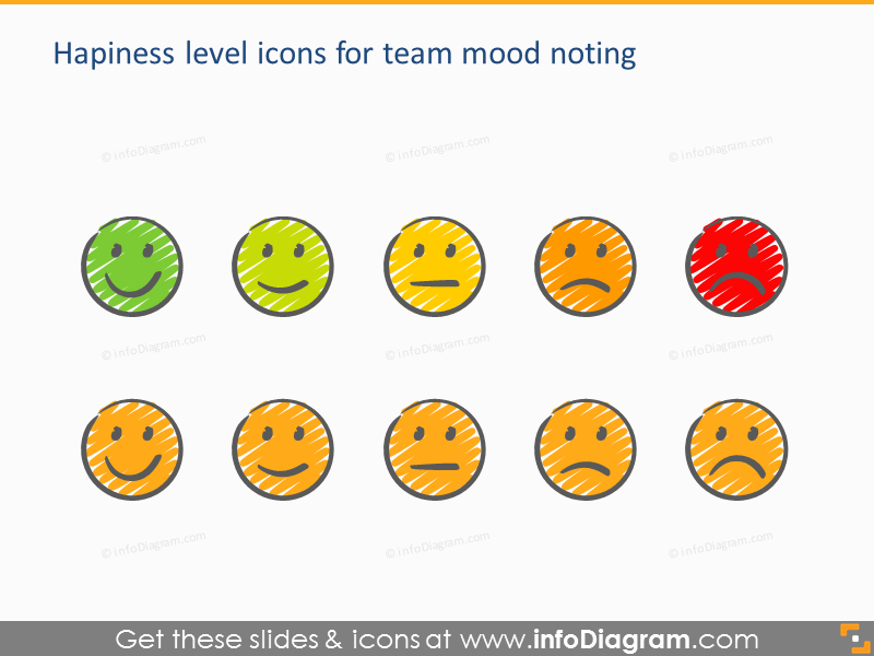 Scrum Project Management Toolbox (PPT icons)