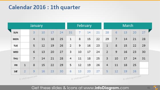 Quarter school calendar 2016 pptx