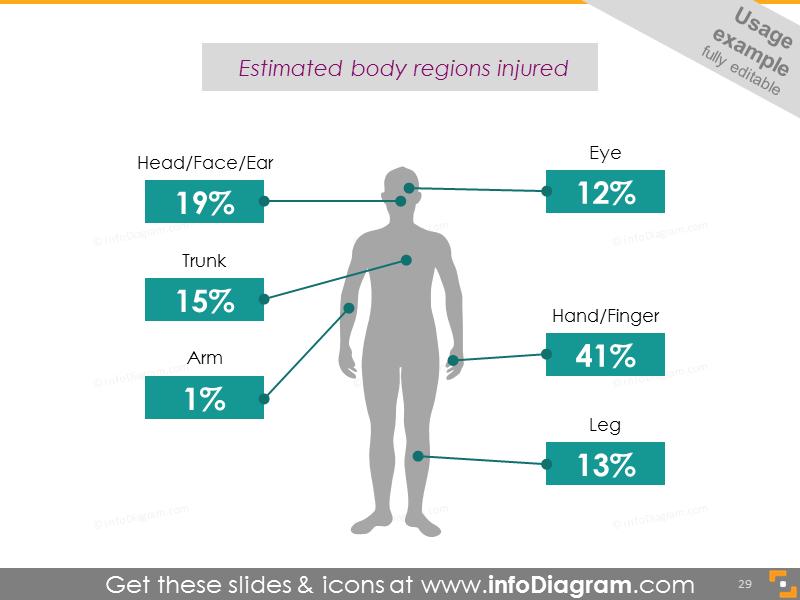 Body Regions Diagram