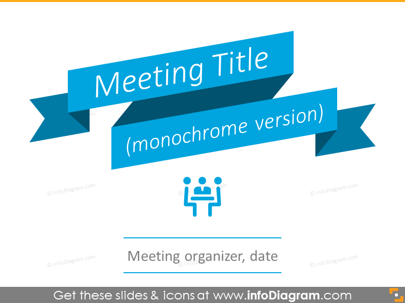 Problem solving meeting - title example
