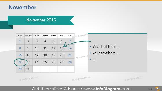 November school plan 2015 slide