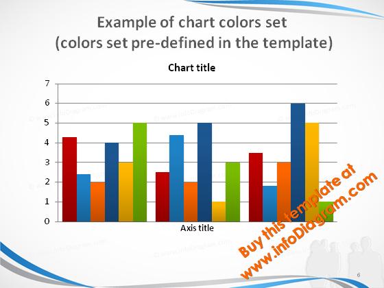 chart_colors_slide_light_pptx_template
