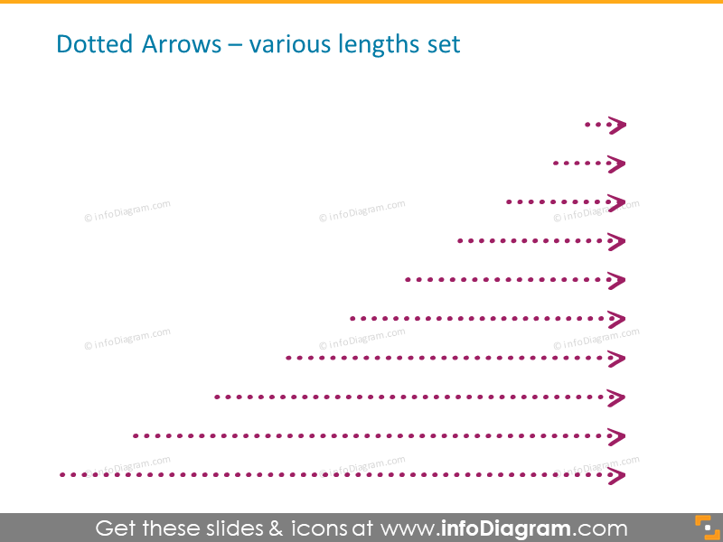Handdrawn Arrows for sketched organic slides (PPT clipart shapes)