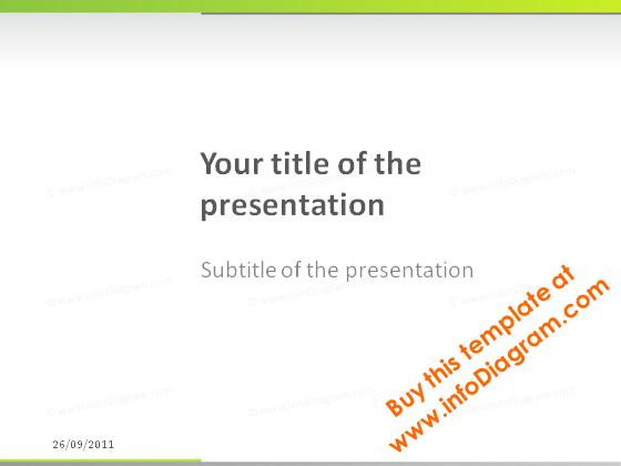 title_slide_layout_green_light_pptx_template