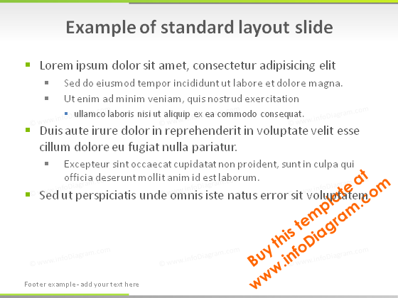 text_standard_slide_layout_green_light_pptx_template