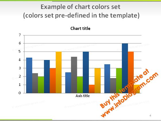 chart_colors_slide_green_light_pptx_template