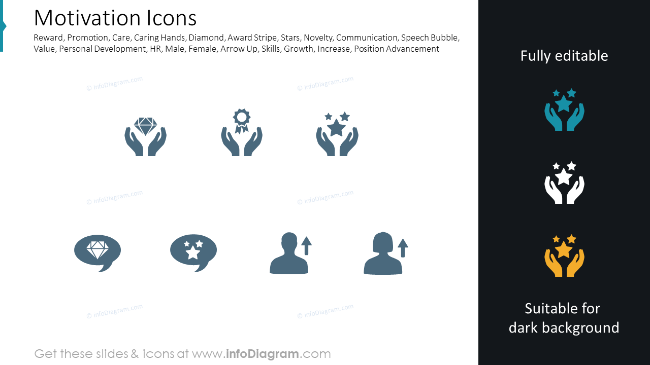 Motivation Icons
