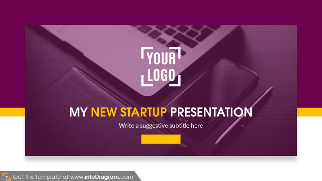 My new startup presentation