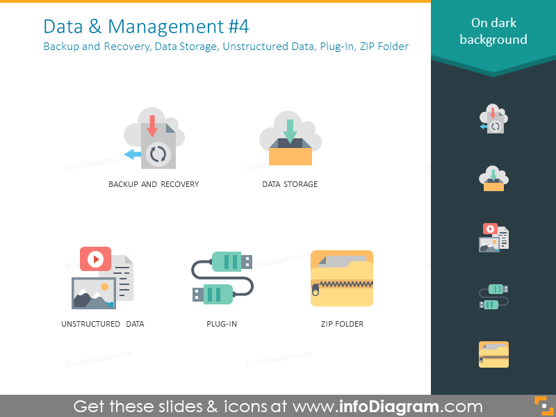 Backup, Recovery, Data Storage, Unstructured Data, Plug-In, ZIP Folder