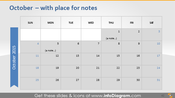 October school notes plan 2015 sketch