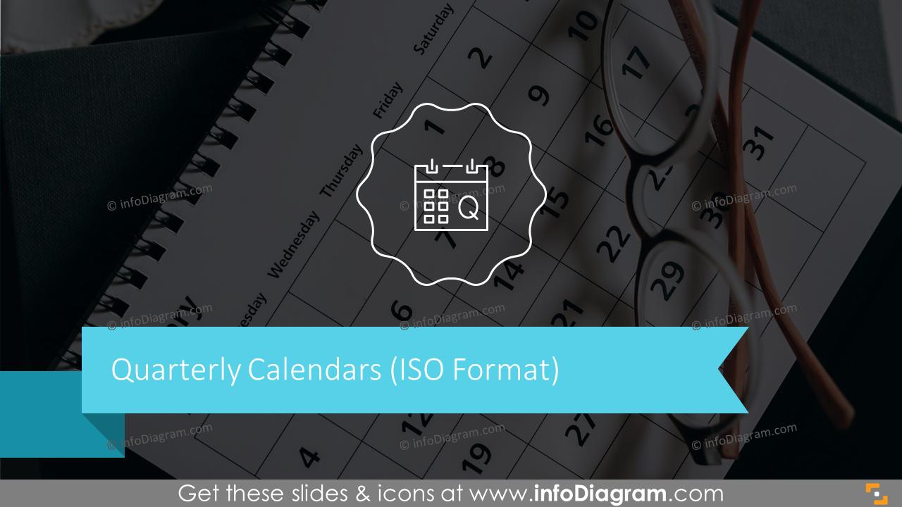 1st Quarter 2022 EU Calendars