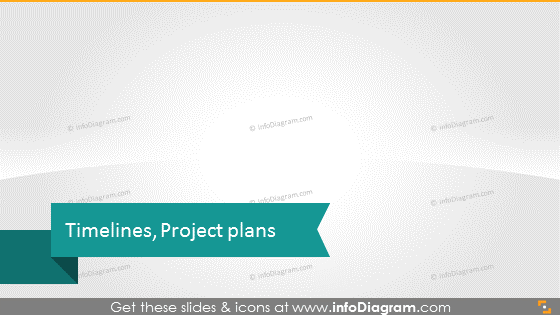 Timelines project plan 2015 2016 powerpoint