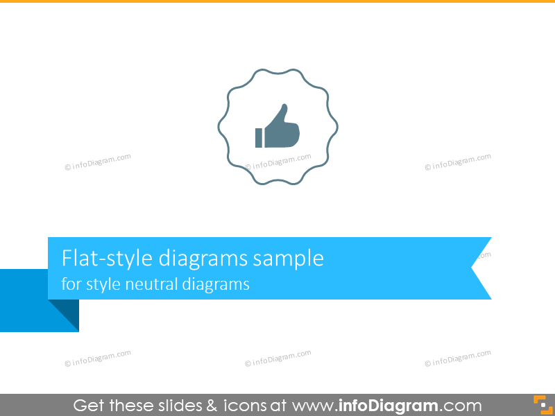 pentagram diagram infographics shape