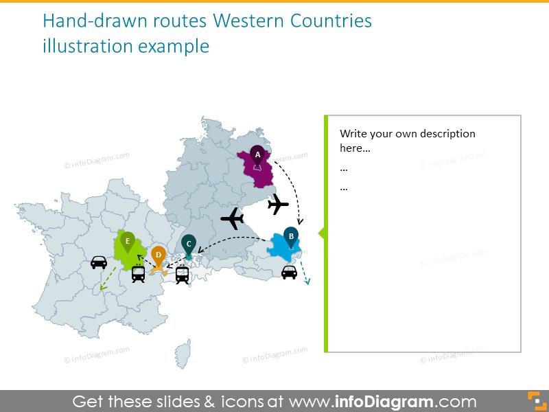 Germany France Maps Western Europe PPT editable Switzerland Austria on india map icon, uk map icon, italy map icon, africa map icon, travel map icon, emea map icon, usa map icon, china map icon, russia map icon, mexico map icon, canada map icon, gps map icon, singapore map icon, brazil map icon, japan map icon, hk map icon, pa map icon, asia map icon, regional map icon, europe map icon,
