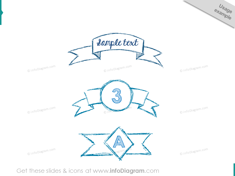sketch-banners-outline-pencil-ribbon-powerpoint-titles