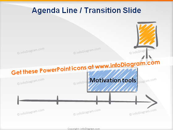 TSF Trainers toolbox (scribble + motivation, Maslow PPT icons)
