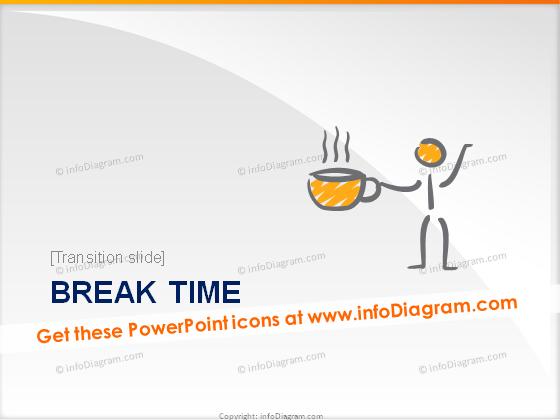 trainers toolbox scribble coffee break slide