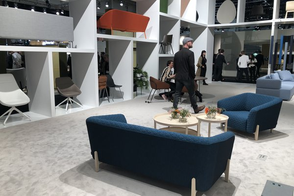 Stockholm furniture fair 2019 OFFECCT