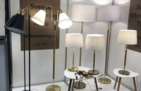 Stockholm furniture fair 2019 AH belysning