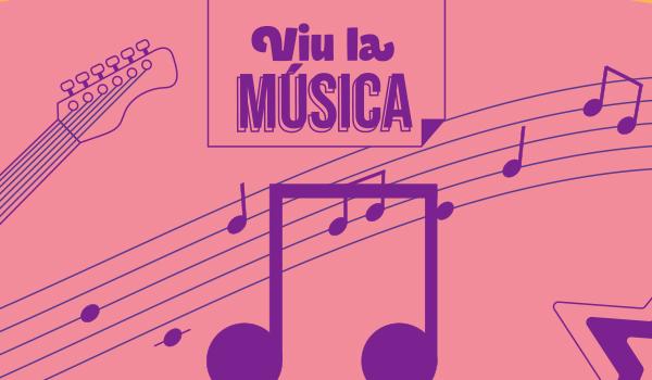 Casal: Viu la música !