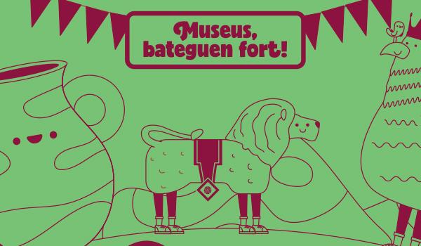 Casal: Museus, bateguen fort !