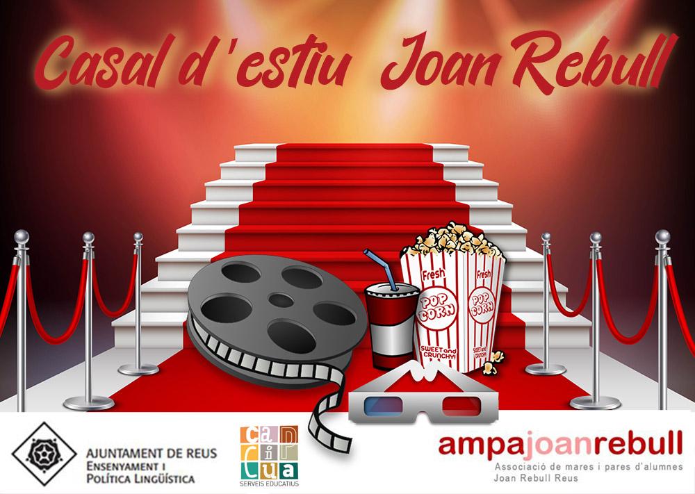 Casal d'estiu Anem al cinema !