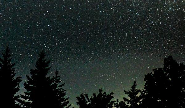 Fotografia nocturna a La Mussara