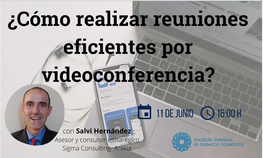 ¿Cómo realizar reuniones eficientes por videoconferencia? - calendario-webinar-profesionales