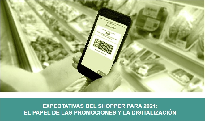 Expectativas del shopper para 2021: El papel de las promociones y la digitalización - webinar profesional retail