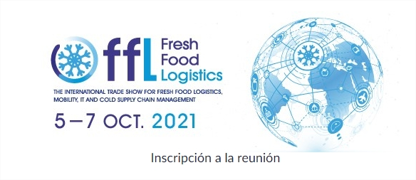 Presentación Fresh Food Logistics