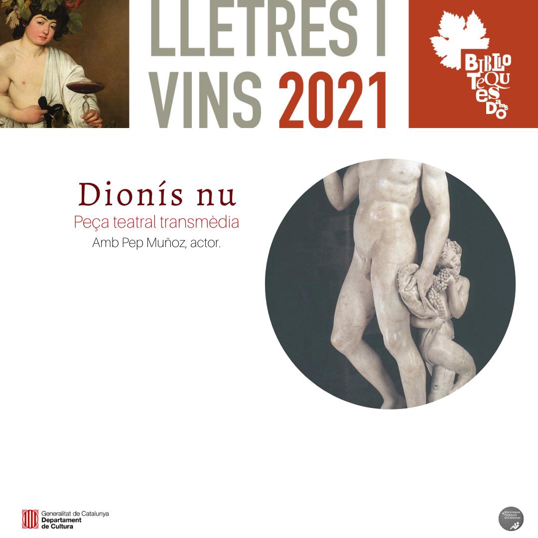 Biblioteques amb D.O. Dionís nu.