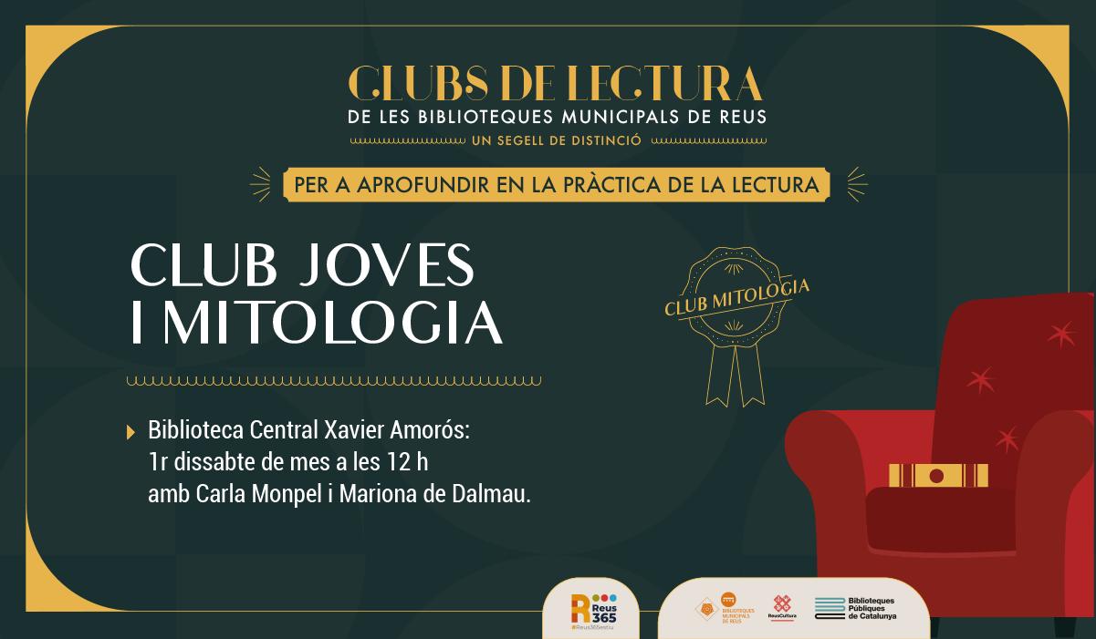 CLUB JOVES I MITOLOGIA
