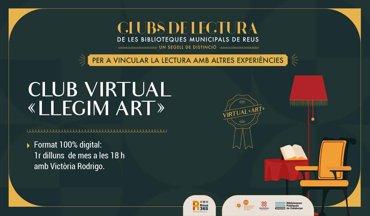 """CLUB VIRTUAL """"LLEGIM ART"""""""