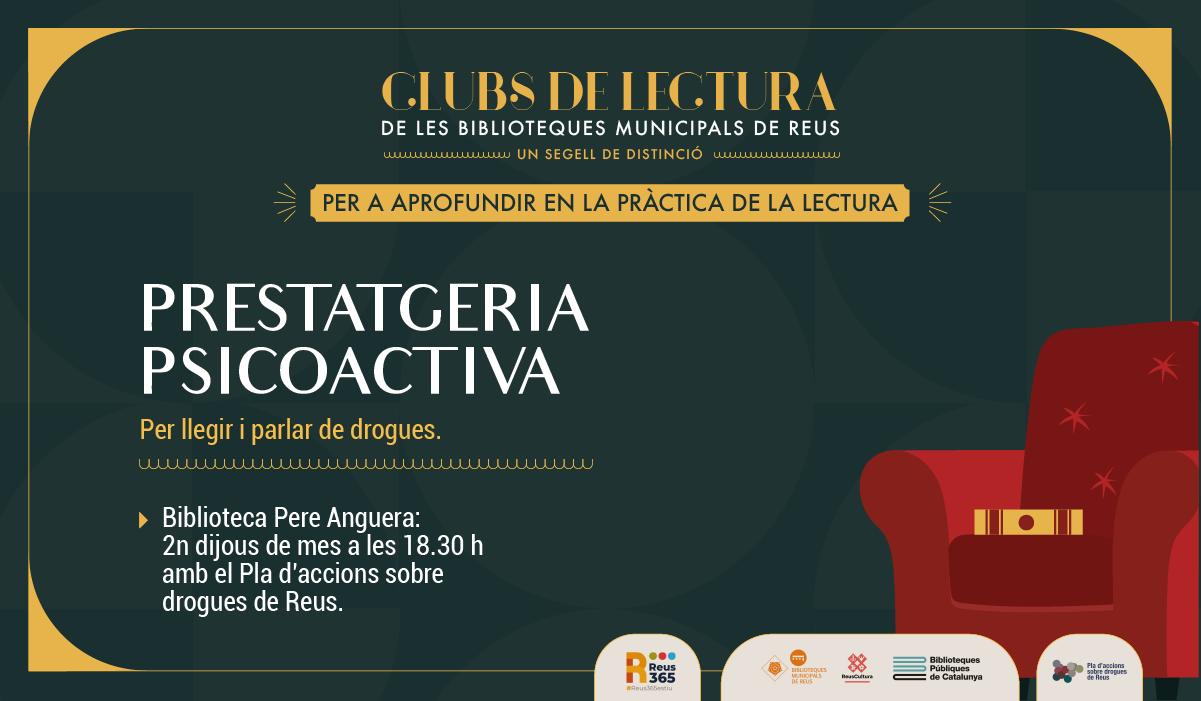 CLUB PRESTAGERIA PSICOACTIVA