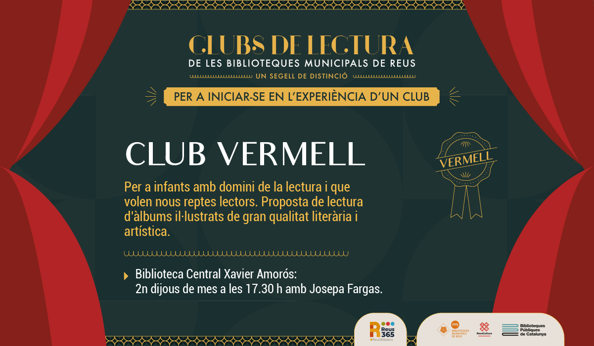 CLUB VERMELL