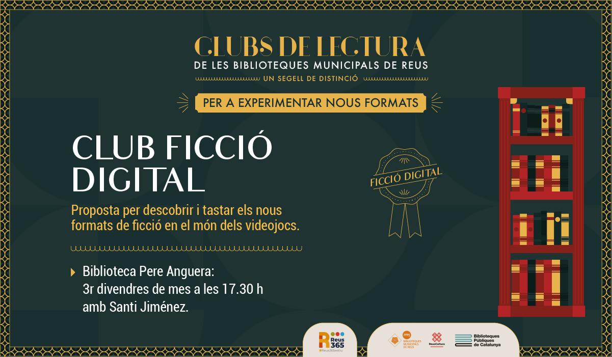CLUB FICCIÓ DIGITAL