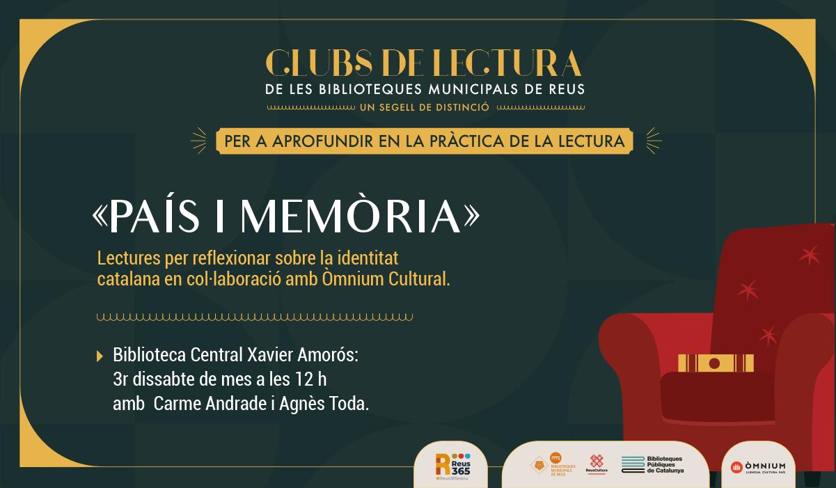 CLUB PAÍS I MEMÒRIA