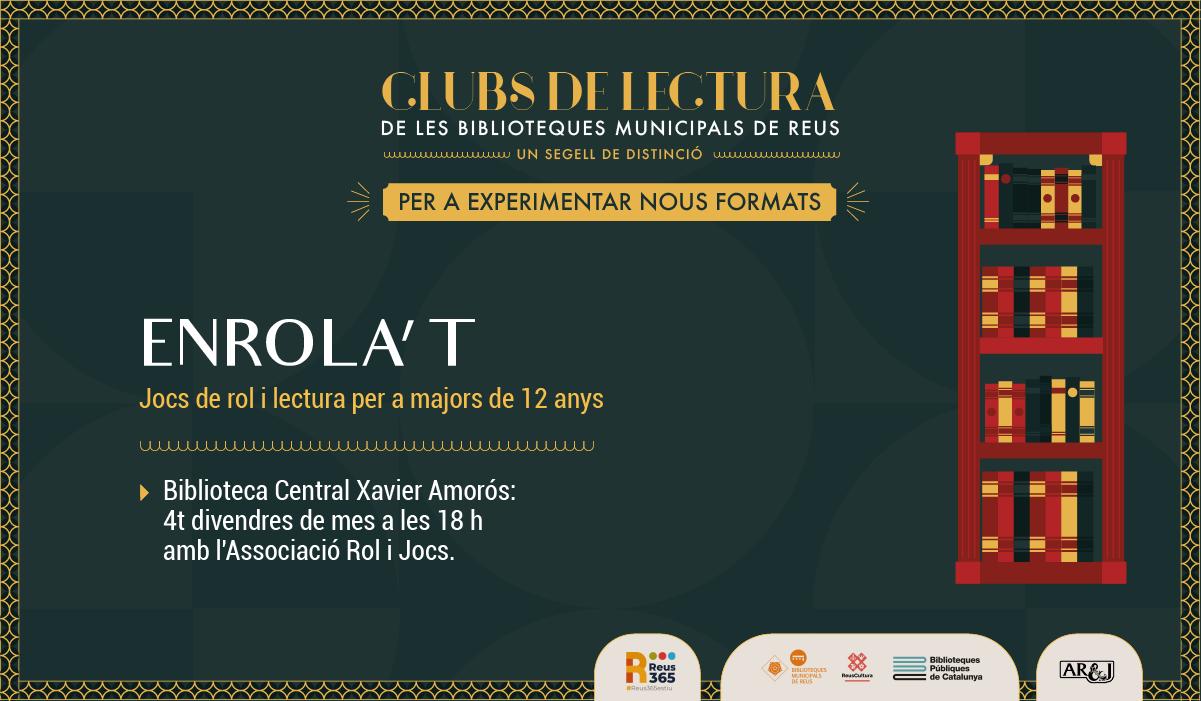 CLUB ENROLA'T