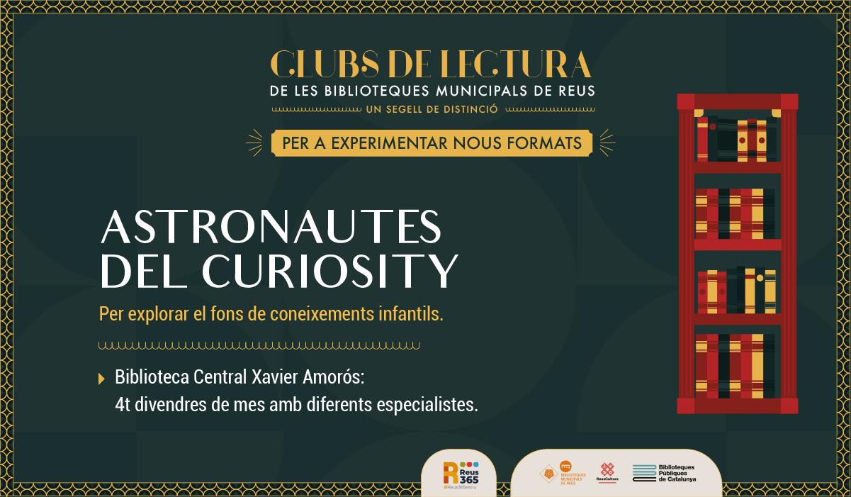 CLUB ASTRONAUTES DEL CURIOSITY