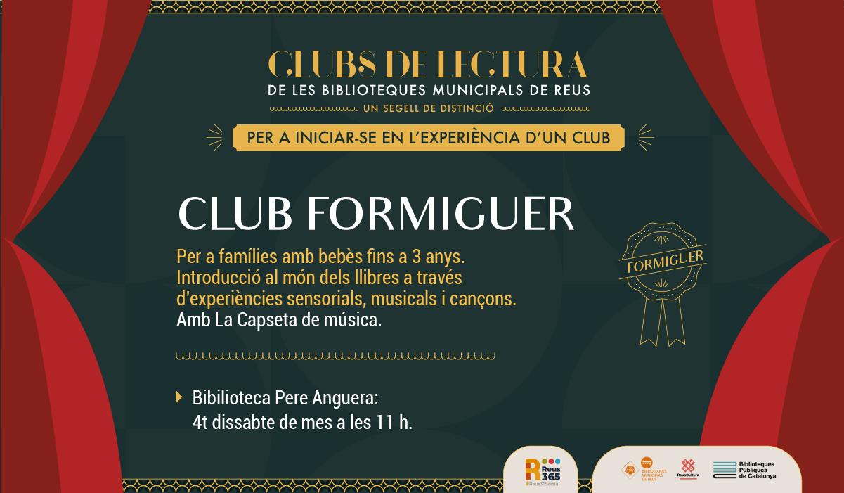 CLUB FORMIGUER